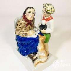 "Скульптура ""Ликбез по радио"""